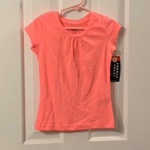 Girls Pink French Toast New T-Shirt 5